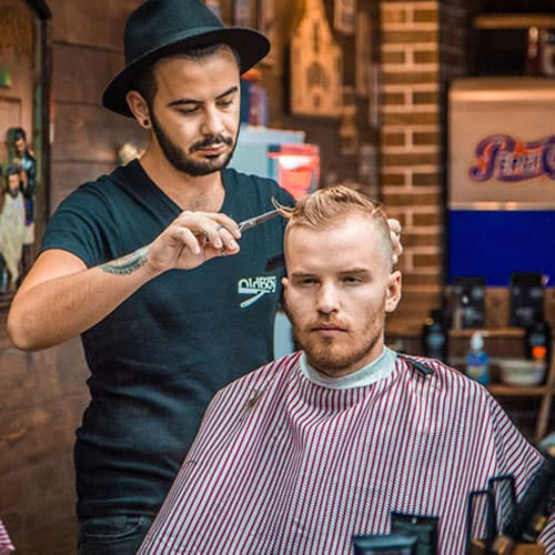 Men's haircuts Oldboy Barbershop