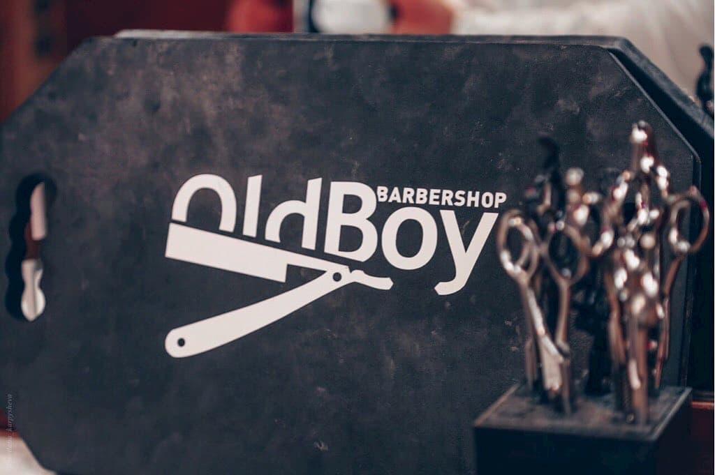 Beard & Mustache Hair Cutting Service - OldBoy
