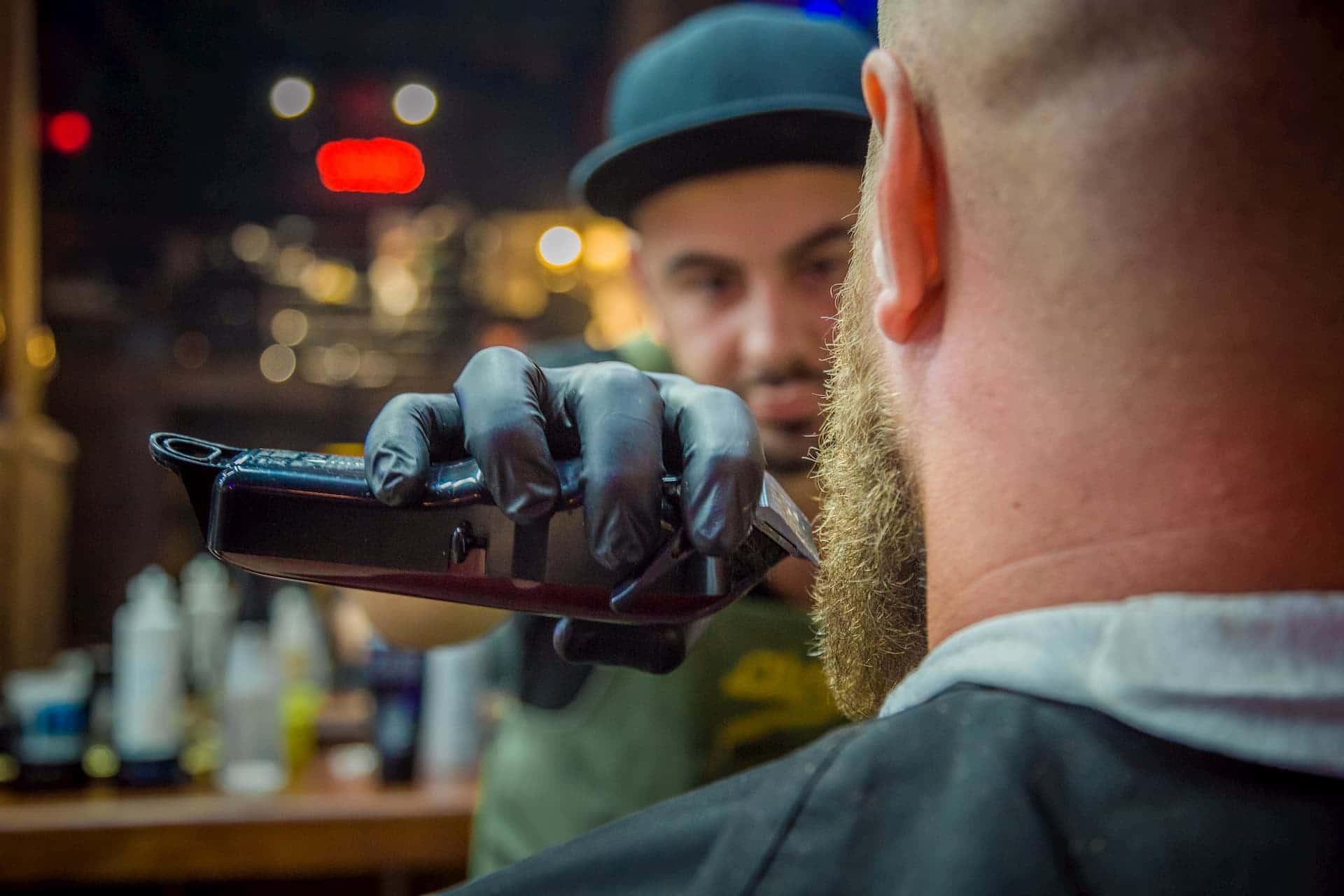 Beard & Mustache Haircutting Service
